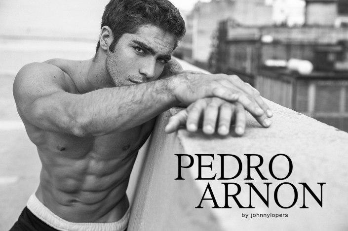 Pedro Arnon by Johnny Lopera 01