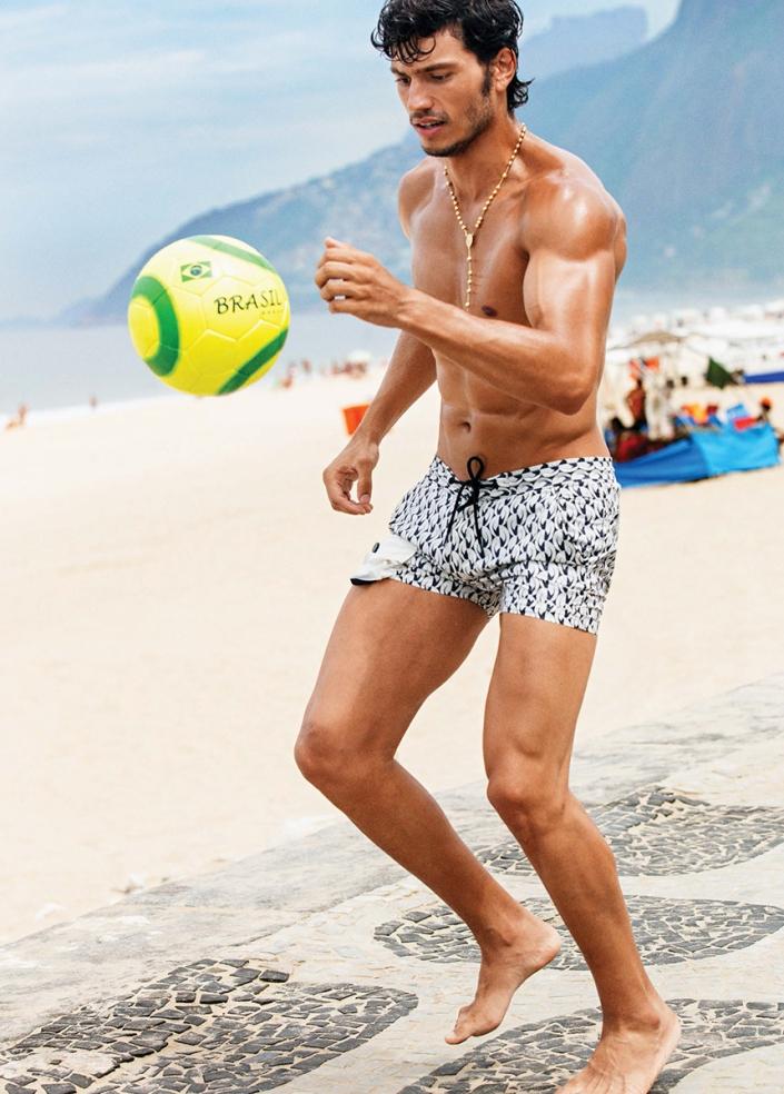 Lucas Bernardini + Maikel Castro @ GQ by Ben Watts 06